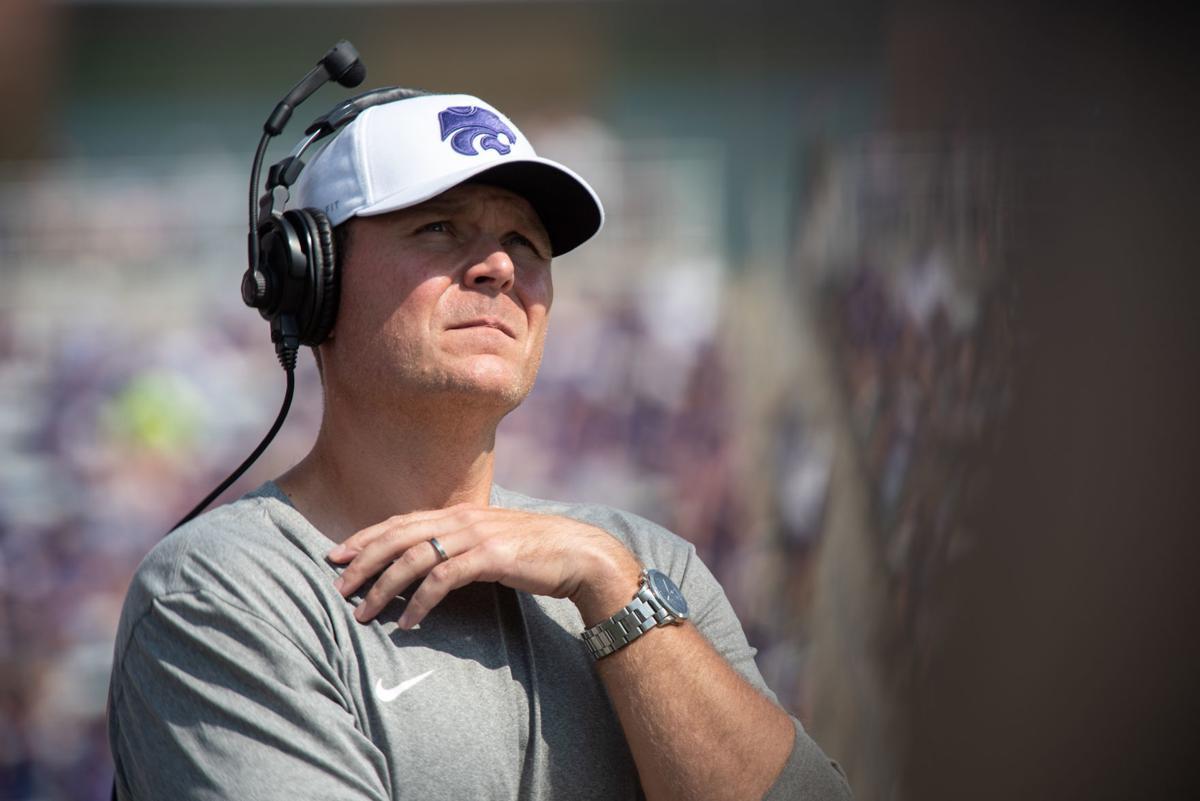 Offensive Line Coach Conor Riley