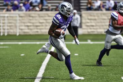 K-State Spring Game, Wykeen Gill