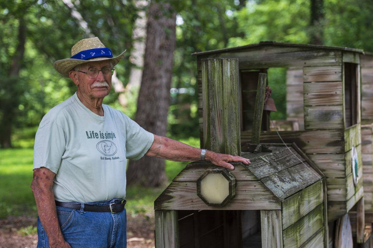 Neighbor Profile: Carroll Hackbart
