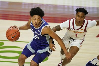 Kansas St Iowa St Basketball