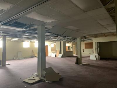 First Christian Church basement