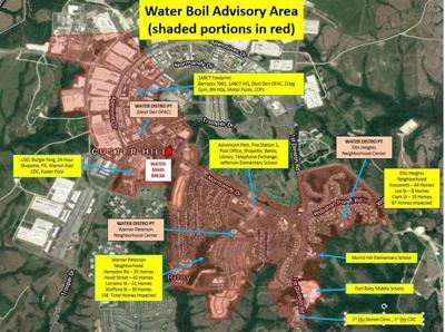 Fort Riley boil advisory