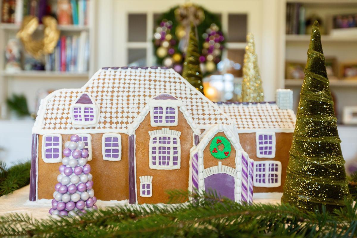 President's Gingerbread Residence