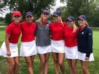 Girls golf team