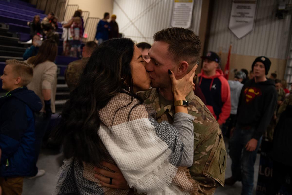 Ruth and Cody Roberts reunite