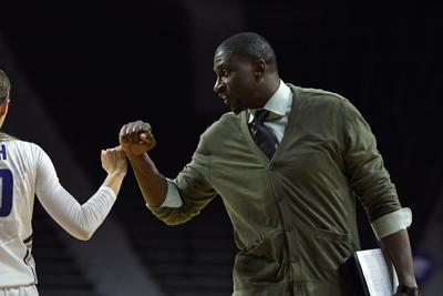 Coach Carr, K-State