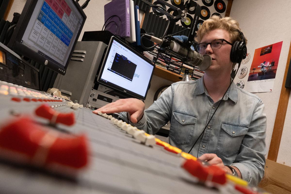 Zach St Clair on Wildcat 91.9 FM