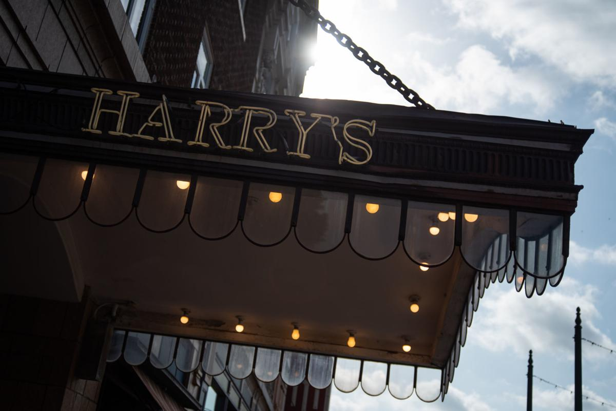 HarryÕs restaurant inside the historic Wareham Hotel in downtown Manhattan is set to closing July 15 due to the coronavirus pandemic taking a toll on the restaurant.