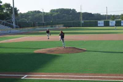 Junction City Brigade vs. Barn Baseball Academy, June 2019