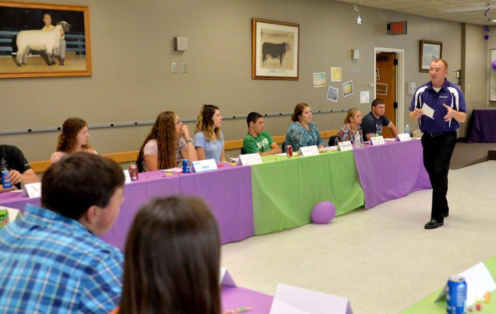 K-State camp focuses on animal science industry