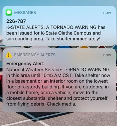 weather warning test
