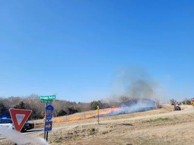 Riley County fire