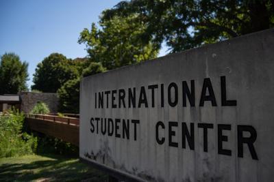 K-State's International Student Center.