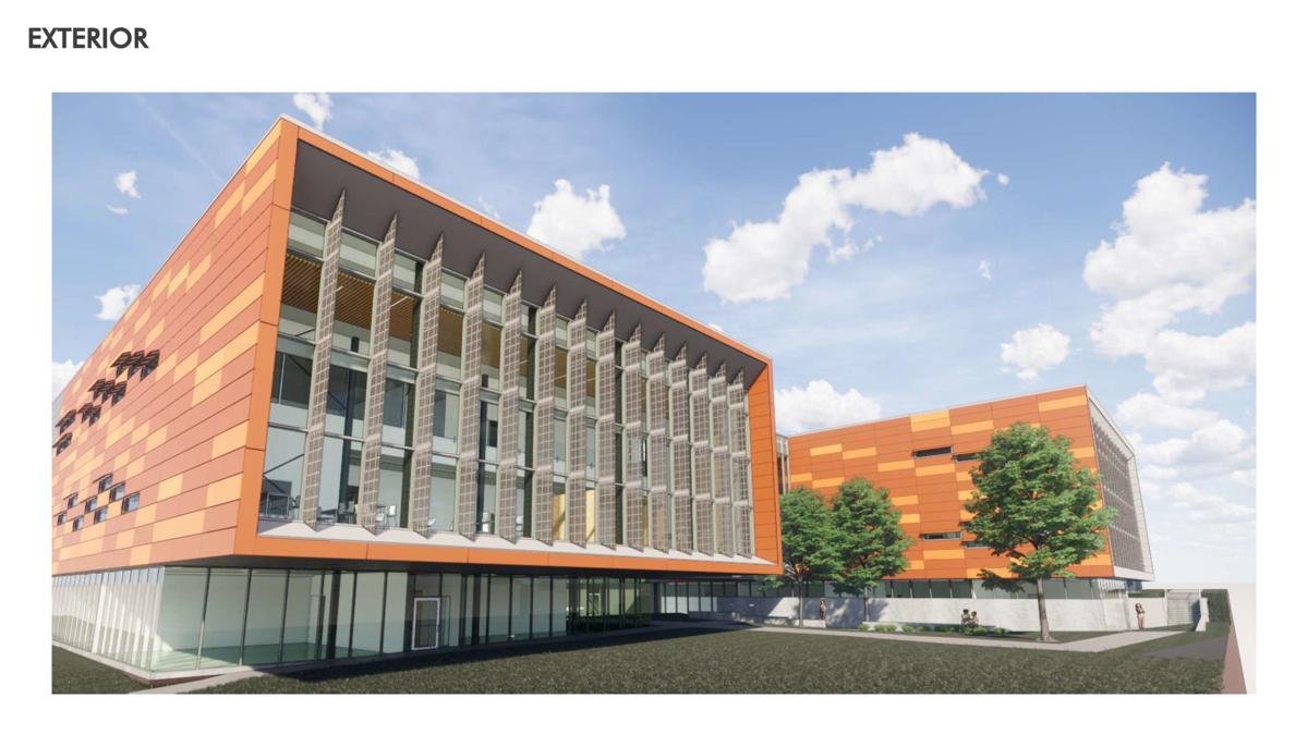 Usd 383 Sees Updated Mhs West Redesign But Pushes 27m Project Back Over Budget News Themercury Com