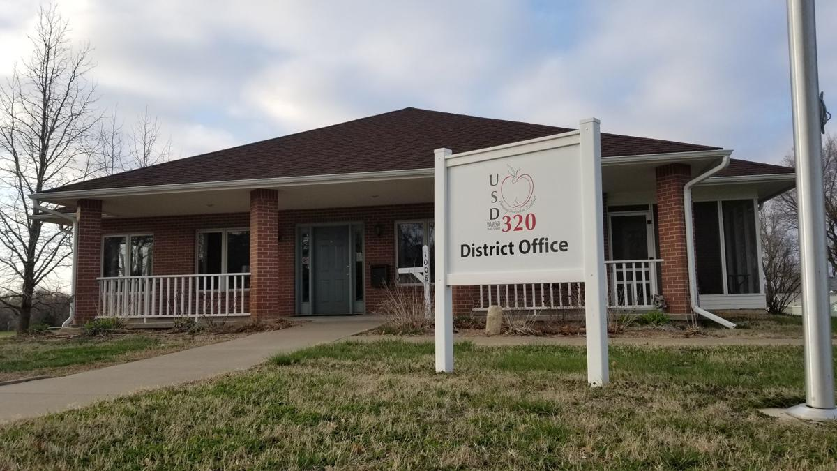USD 320 Wamego district office