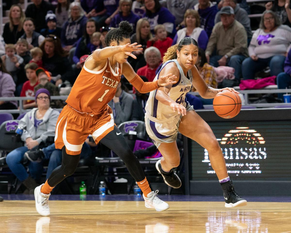 Chrissy Carr vs Texas, Jan. 2020