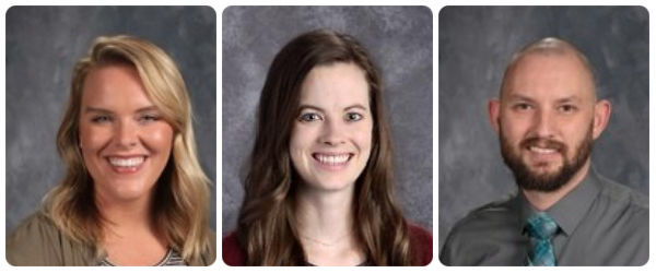 SCHOOL NOTEBOOK | Several first - year educators recognized for outstanding teaching skills