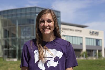 Emilee Ebert at K-State 1