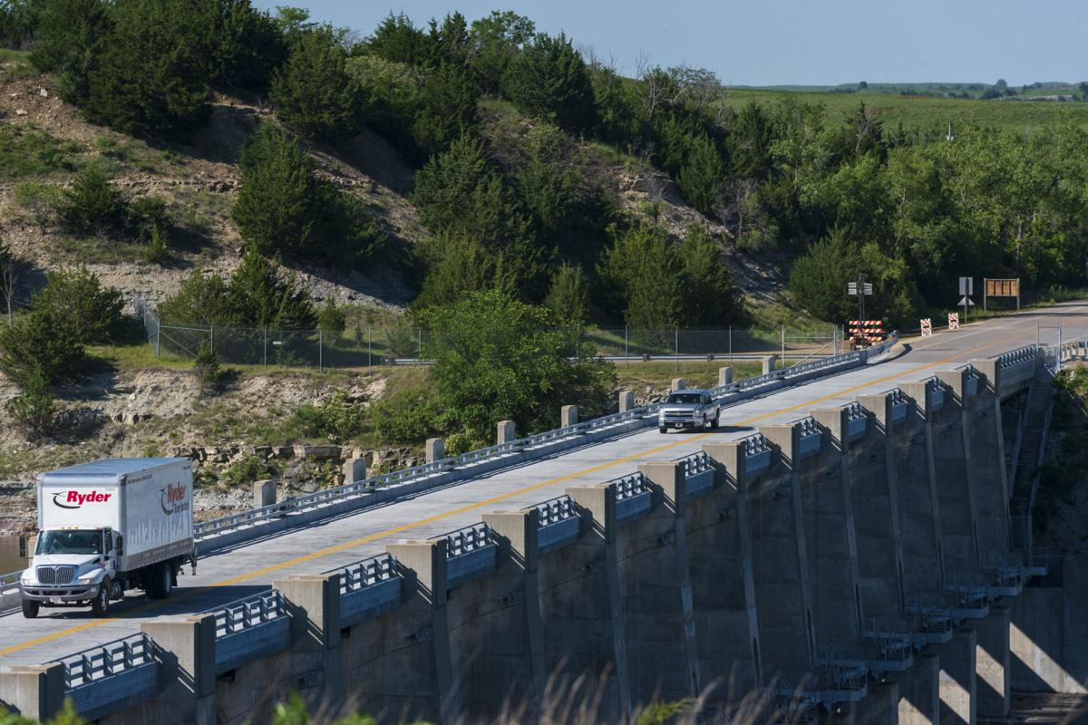 K-13 and Tuttle Creek River Pond Reopen