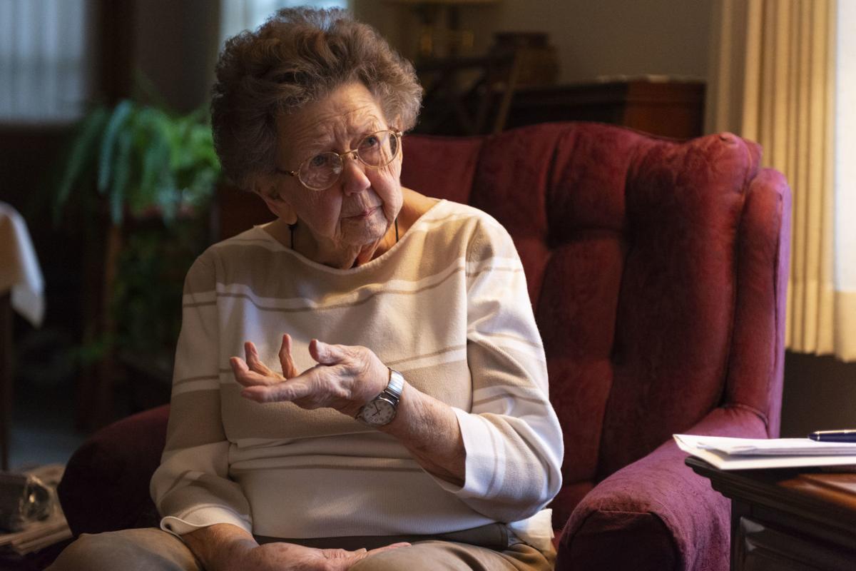 Eunice Bradley, Centenarian