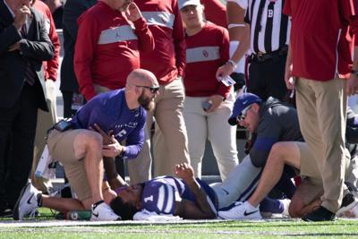 Eric Gallon II injured