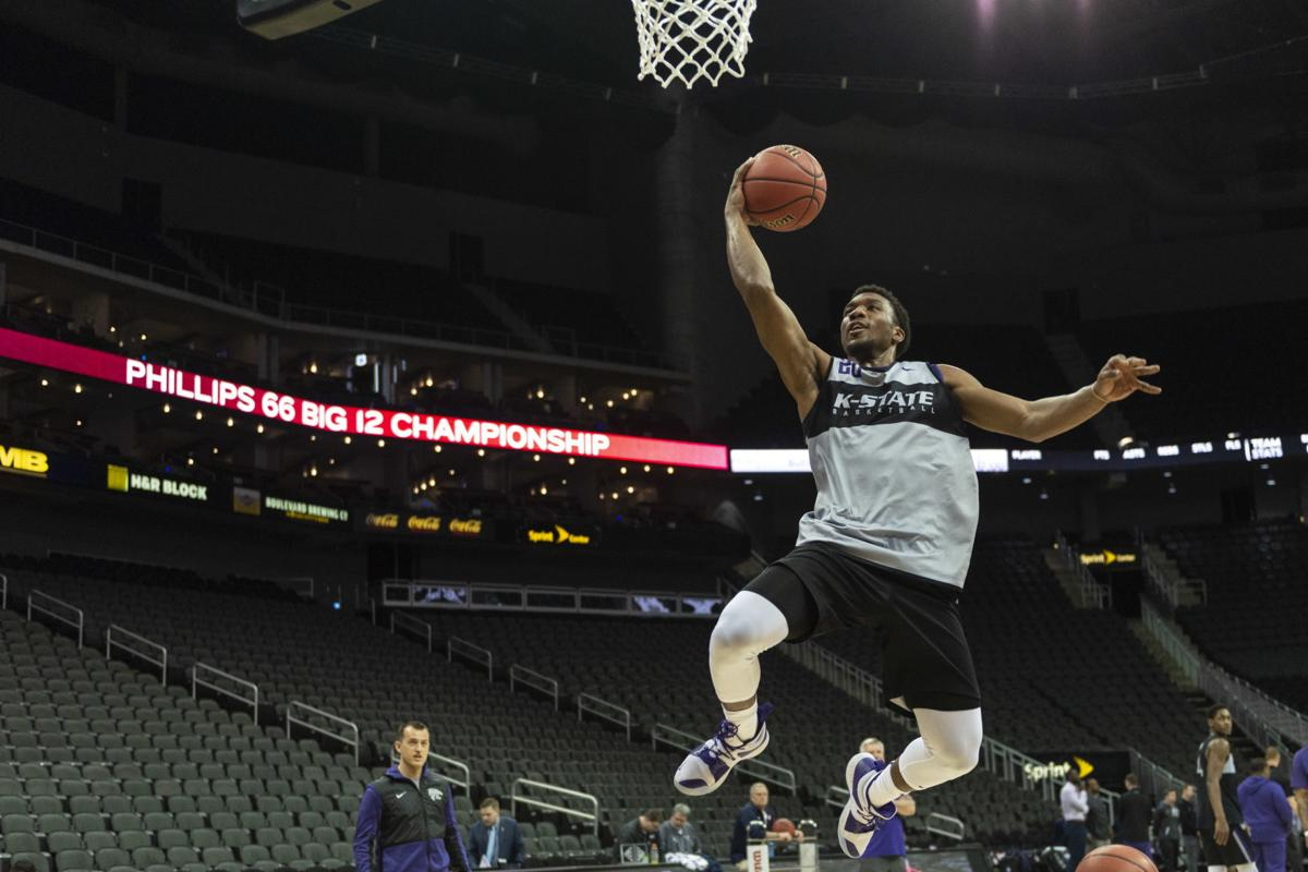 Big 12 Tournament: Kansas State Practice and Media Availability