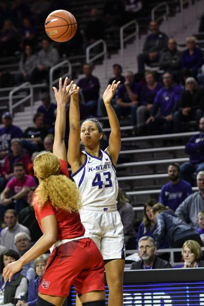 Cutting edge: How Kansas State women's basketball is staying ahead of the curve with ShotTracker