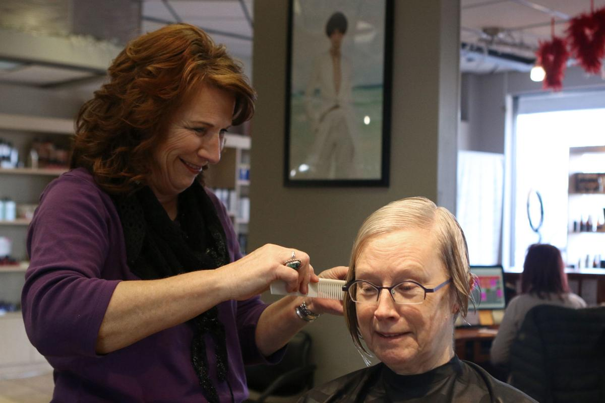 Longtime Hair Stylist Balances Work Life Family Time People