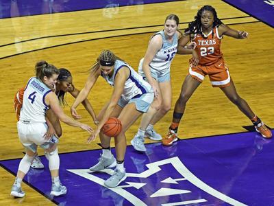 K-State women's basketball vs. Texas