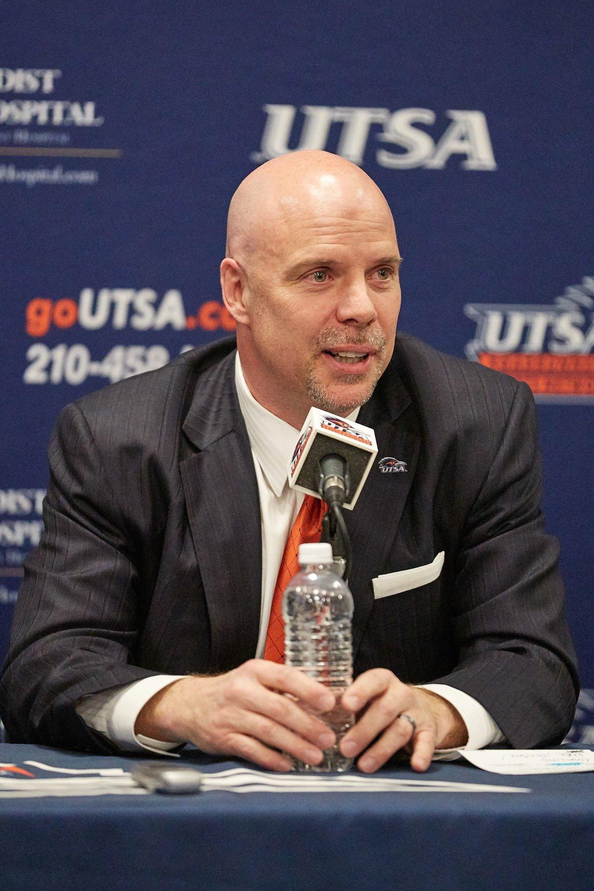UTSA Men's Basketball Head Coach Steve Henson Introduction