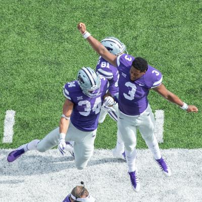 the latest 9e84a b741e K-State QB John Holcombe's viral dunk doesn't surprise those ...