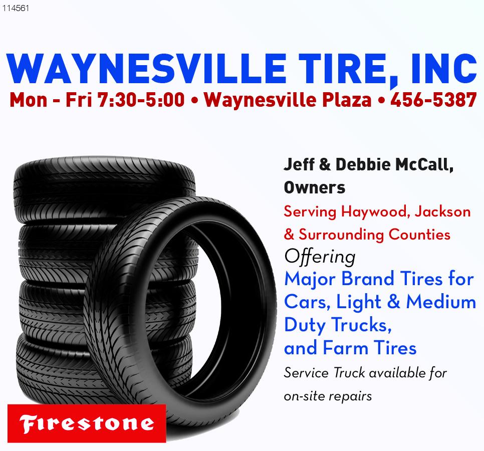Waynesville Tire PP