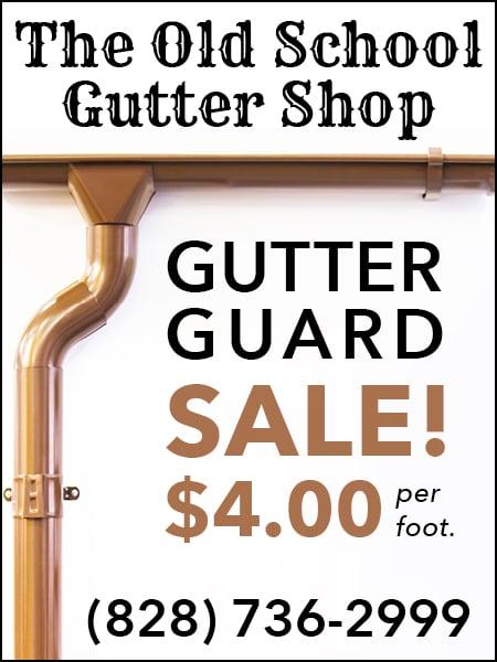 The Old School Gutter Shop