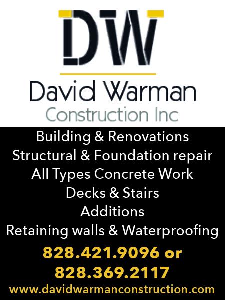 David Warman Construction