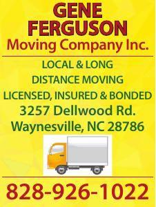 Gene Ferguson Moving