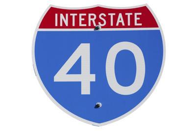 I-40 logo