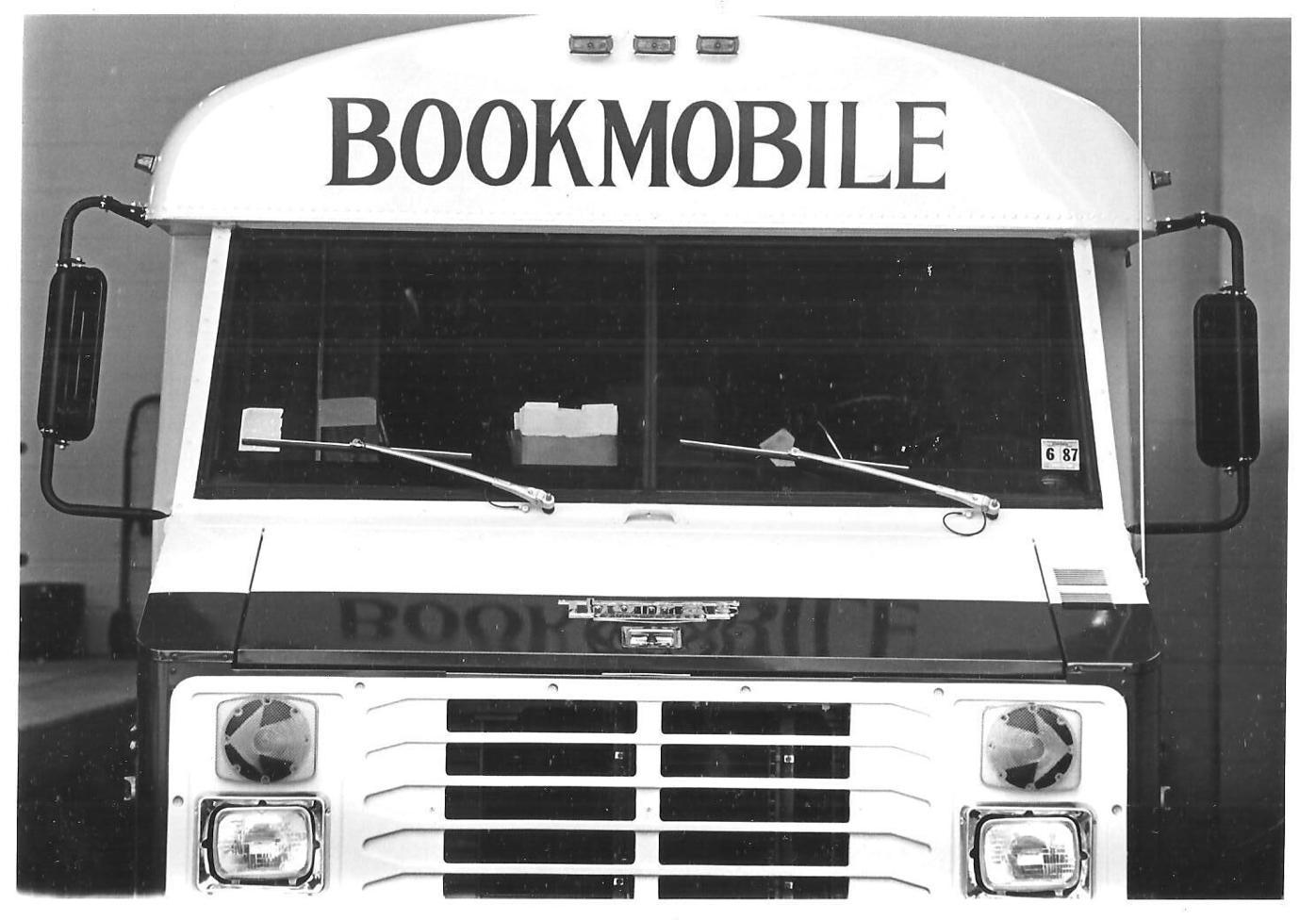 Haywood Bookmobile
