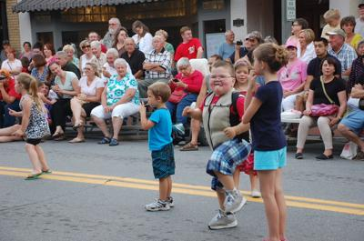 Waynesville Block Party brings all ages downtown