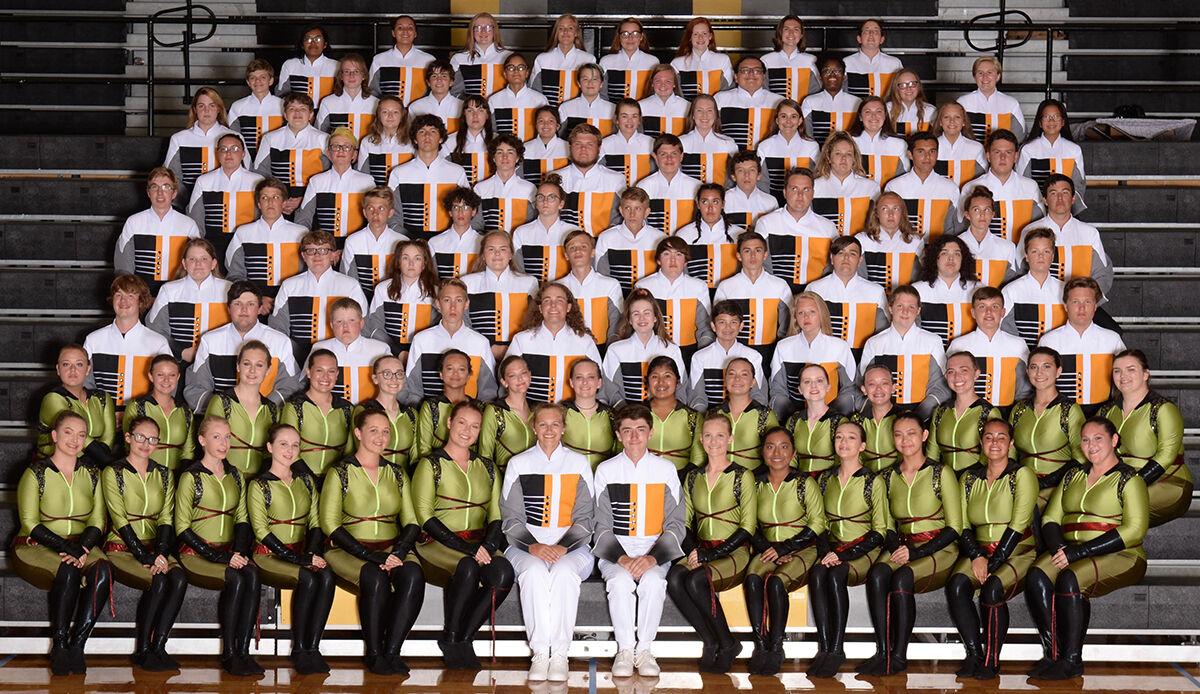 THS Band group shot 9-21