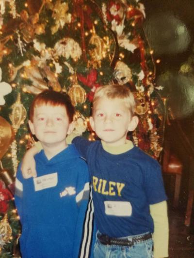 Riley and Halston
