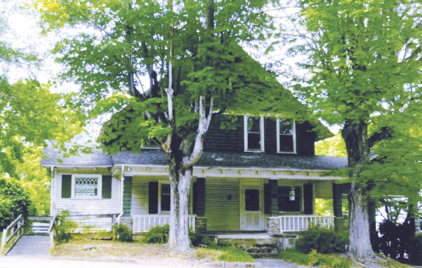 Bushnell-Ketner house