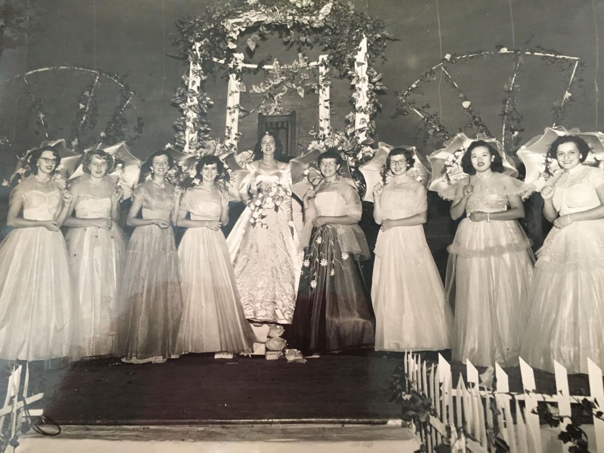 Lambuth girls at Coronation