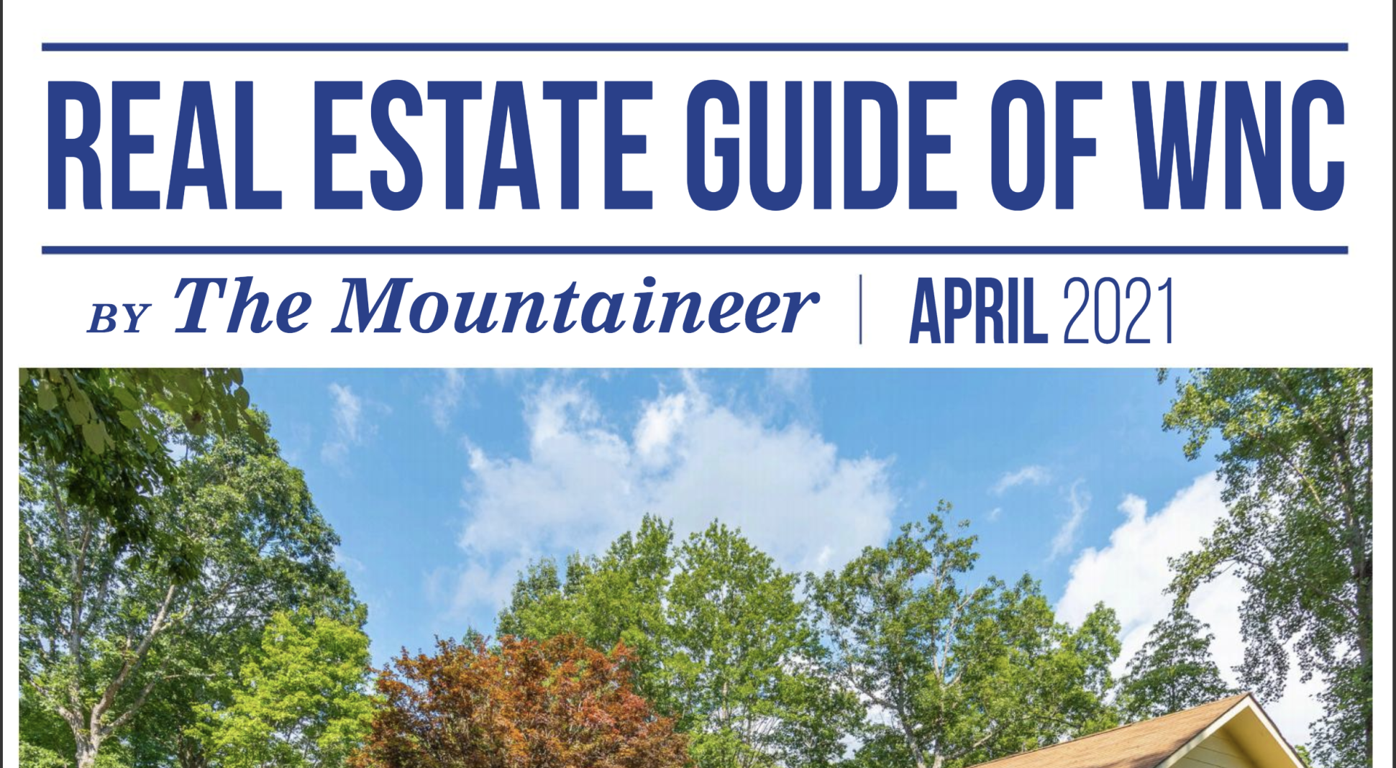 WNC Real Estate Guide March