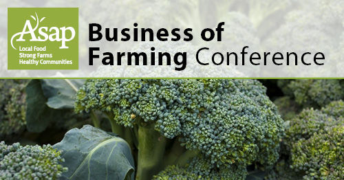 ASAP Business of Farming Conference