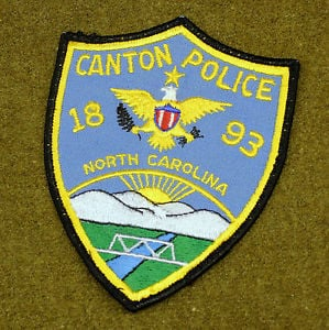 Canton police department logo