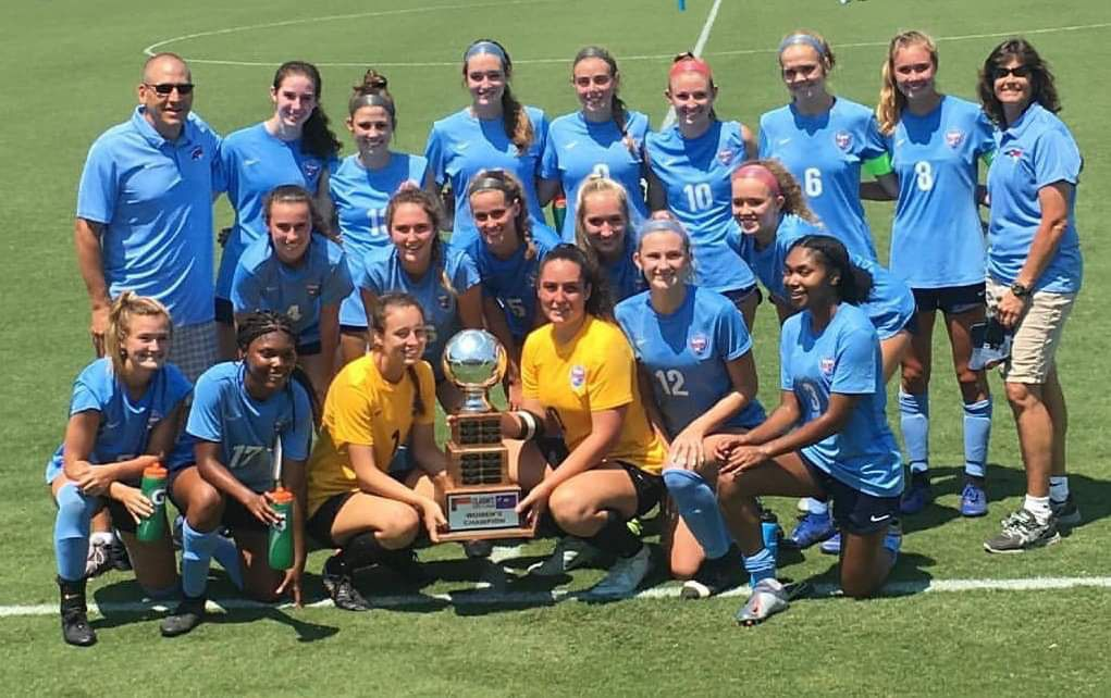 Clash of the Carolinas team photo