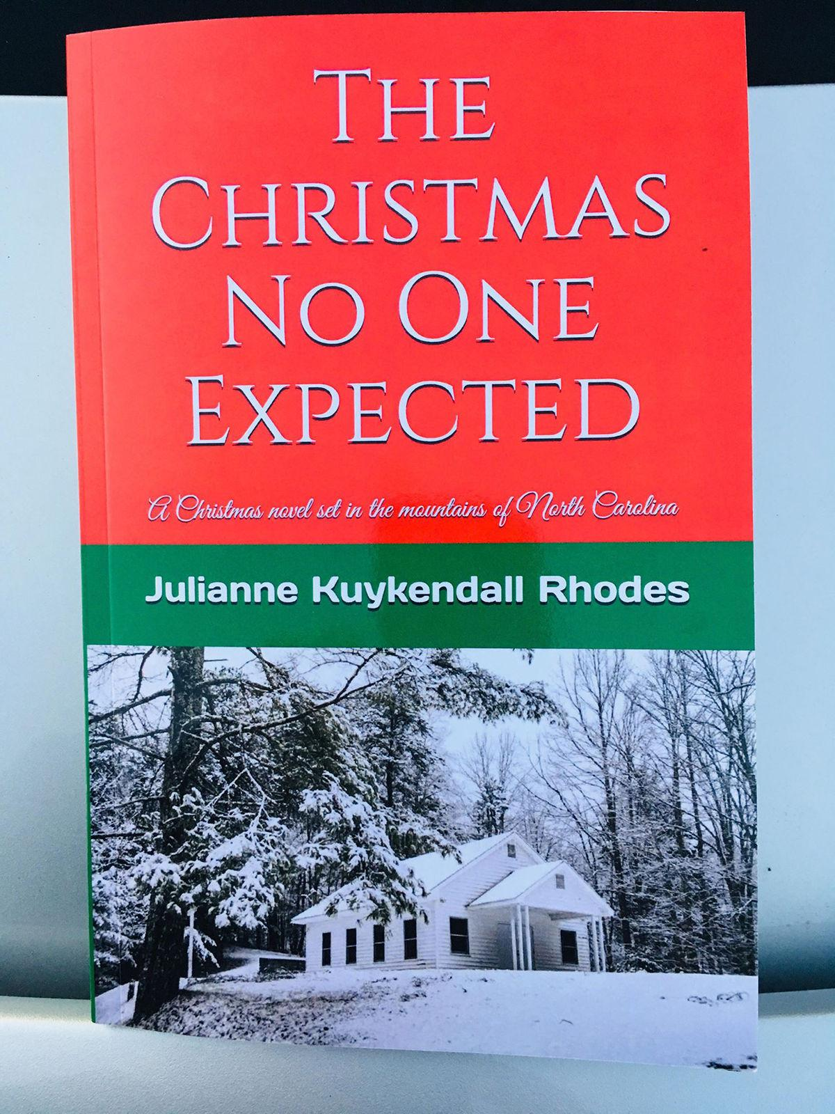 Julianne Kuykendall Rhodes Book Cover