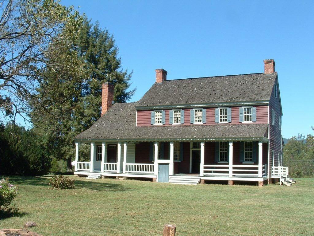 Shook House (old)