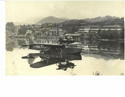 Navy sea plane