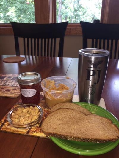 Health Perspectives: PB&J, it's what's for lunch